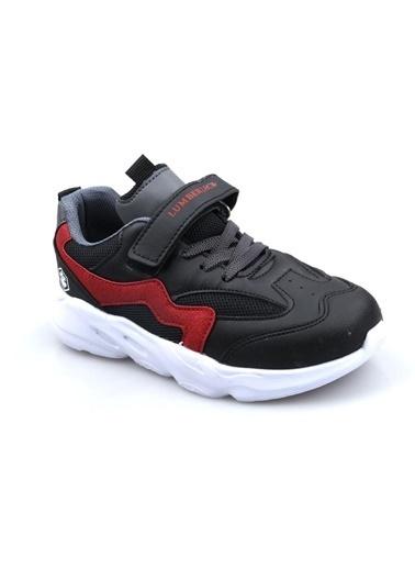 Kinetix Race Erkek Çocuk Günlük Sneaker Spor Ayakkabı Gri